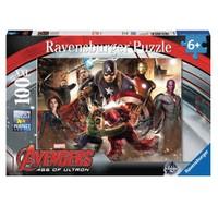 Ravensburger Puzzle 100 Parça Avengers 105649