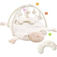 Baby Fehn 3 Boyutlu Aktivite Halısı Yastıklı