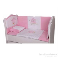 Babyhope Bebek Uyku Seti - Pembe Prenses 60*120