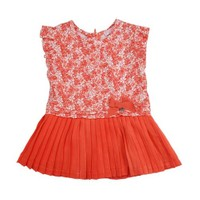 Zeyland Kız Çocuk Desenli Elbise K-51M892rtl31