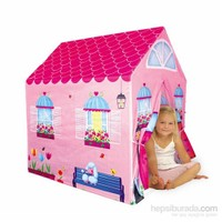 I Play Çadır Klasik Ev Pembe