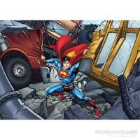 Warner Bros Superman- Puzzle (Yapboz) 50 Parça
