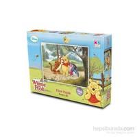 Disney Winnie The Pooh Yer Puzzle (Yapboz) 20 Parça