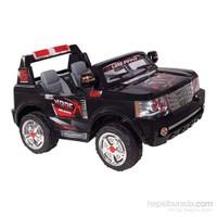 Babyhope JJ-205 Land Power Jeep T (Siyah)