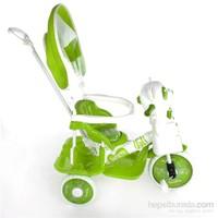 Tuğbasan Gezi Tenteli Panda Bisiklet-Yeşil