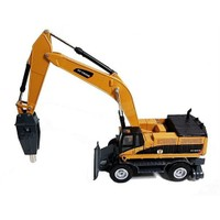 E Toyshy Truck 1:50 Metal İş Makinası 5012-3