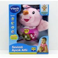 Vtech Baby Sevimli Ayıcık Alfii - Pembe