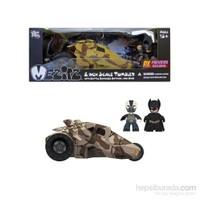 Batman Dkr Mez-İtz Batman Bane Tumbler Vehicle Set