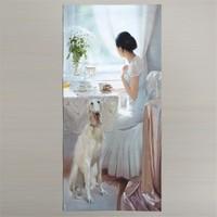 Nefnef Home 3D Summer Collection Plaj Havlusu 80X150 Cm