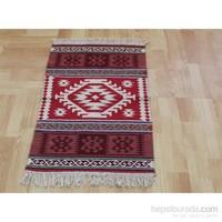 Jüt Tekstil Antik Yün Kilim 5018 60X90
