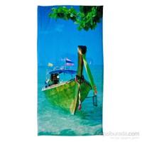 Ecemre Plaj Havlusu 80*160 1060Ayd-84