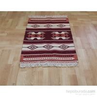 Jüt Tekstil Antik Yün Kilim 5024 80X120