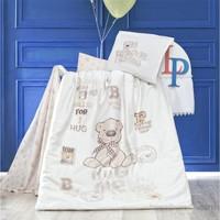 Luoca Patisca Ranforce Bebek Nevresim Takımı Benard
