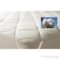 Koza Cotton Pamuk Yatak Alezi 80x190-Yatak Koruyucu