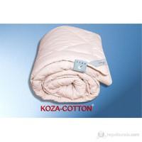 Koza Cotton Tek Kişilik Pamuk Yorgan