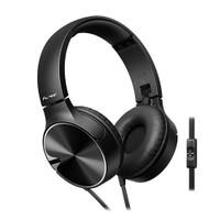 Pioneer SE-MJ722T-K Kafa Bantlı Mikrofonlu Kulaklık