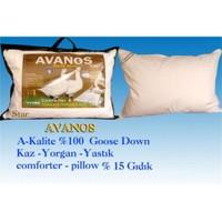 Avanos Star Kaz Tüyü Yastık