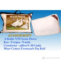 Avanos Soft Kaz Tüyü Yastık