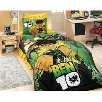 Hobby Ben 10 Green Tek Kişilik Lisanslı Uyku Seti