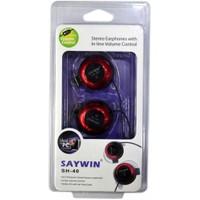 Saywin Mikrofonlu Kulaklık Sh-40