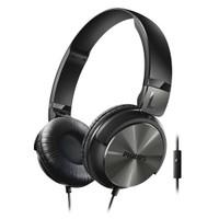 Philips SHL3165BK/00 Mikrofonlu Kulaküstü Siyah Kulaklık