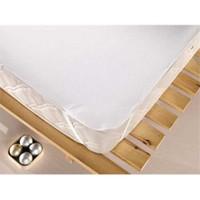 Eponj Home Sıvı Geçirmez Alez Bebek 70X140 Düz Boya Beyaz
