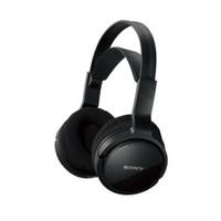 Sony MDR-RF811RK Kablosuz Kulaküstü Siyah Kulaklık
