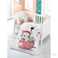 Victoria Ranforce Bebek Nevresim Uyku Seti Baby