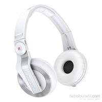 Pioneer HDJ-500-W Kulaküstü Beyaz Kulaklık