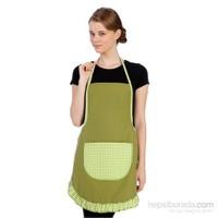 Yastıkminder Koton Yeşil Mutfak İş Önlüğü