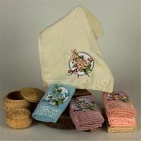 Şıkel Cotton Delüx Rose Klasik 30X50
