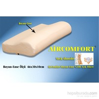 Aircomfort Neck-Showder Visco Yastık