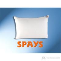 Spays Kaz Tüyü Silikonize Boncuk Yastık
