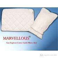 Marvellous Cotton Yastık Alezi 50x70-Yastık Koruyucu