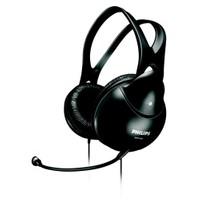 Phılıps Shm-1900 Siyah Baş Üstü Mikrofonlu