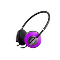 Snopy Sn-301 Lila Mikrofonlu Kulaklık