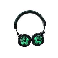 Snopy Sn-99A Yeşil 3D Renk Mikrofonlu Kulaklık