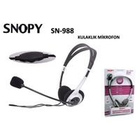 Snopy Sn-988 Mikrofonlu Kulaklık