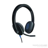 Logitech H540 USB Kulaküstü Kulaklık