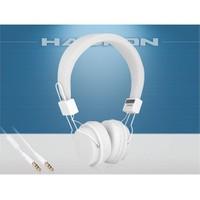 Hadron Mikrofonlu Kulaküstü Kulaklık Beyaz