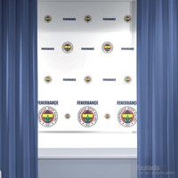 Taç Fenerbahçe Stor Perde Taraftar