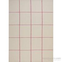 3K Konsept Cotuft Plus Criss Cross Pink A Halı