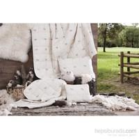 Hibboux 50x70 Wooly Yıkanabilir Kılıflı Yün Yastık 1000 gr