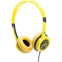 iDance Free-30 Sarı Kulaküstü Kulaklık