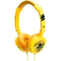 İdance Jockey-100 Sarı Kulaküstü Kulaklık