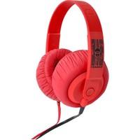 İdance Sdj 750 Kırmızı Kulaküstü Kulaklık