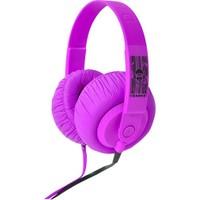 İdance Sdj-550 Mor Kulaküstü Kulaklık