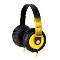 iDance Sedj-600 Sarı Kulaküstü Kulaklık