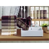 Şıkel Cotton Sırma 6'Lı Havlu 50X90
