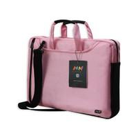 "M&W ColorDAY NB-1537-15--P 13,3""- 15,6"" Pembe Ultrabook &Laptop Çantası"